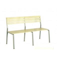 Встреча скамья без подлокотников