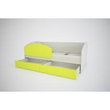 Вита кровать с бортиком